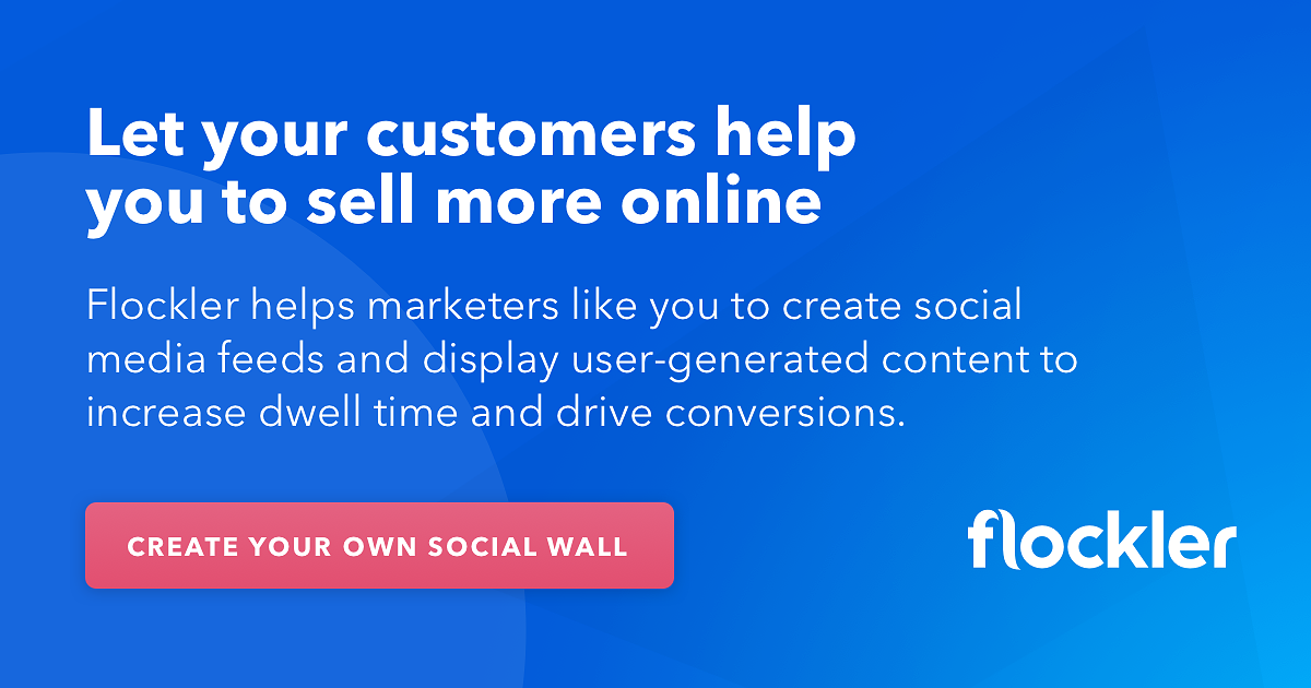 Social Media Aggregator Social Wall Builder Flockler