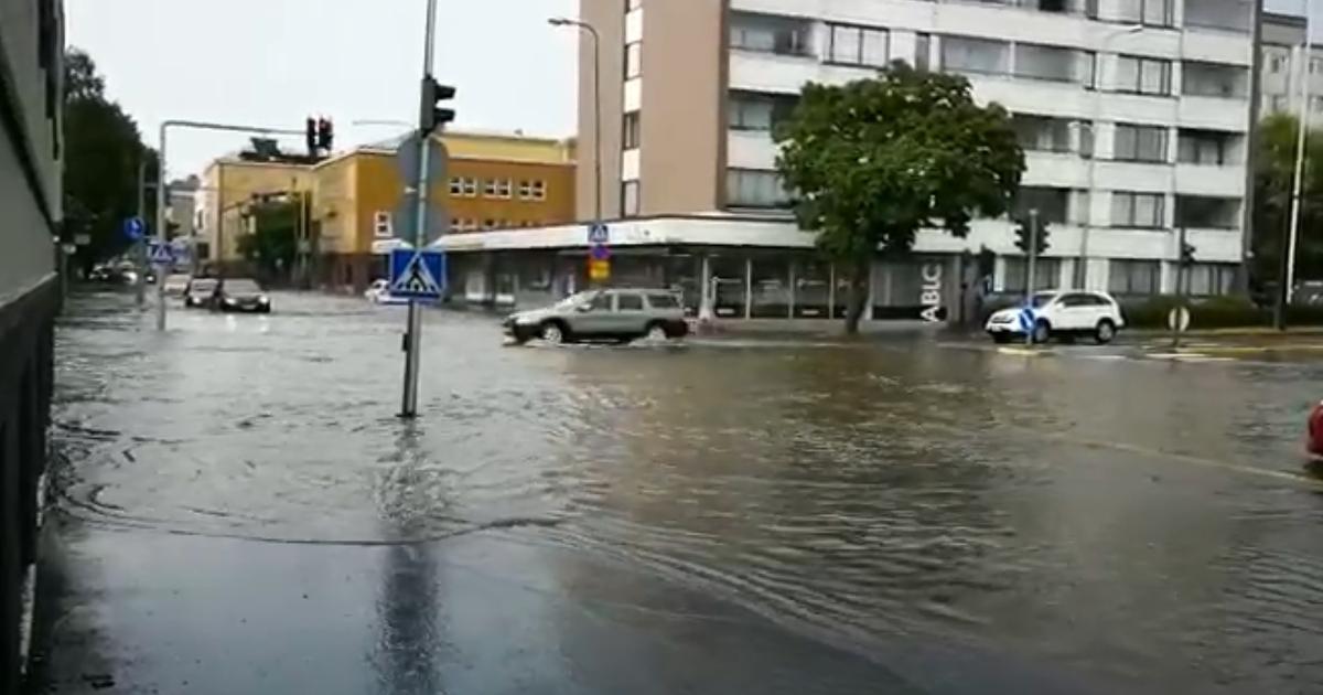 Rauma Tulva